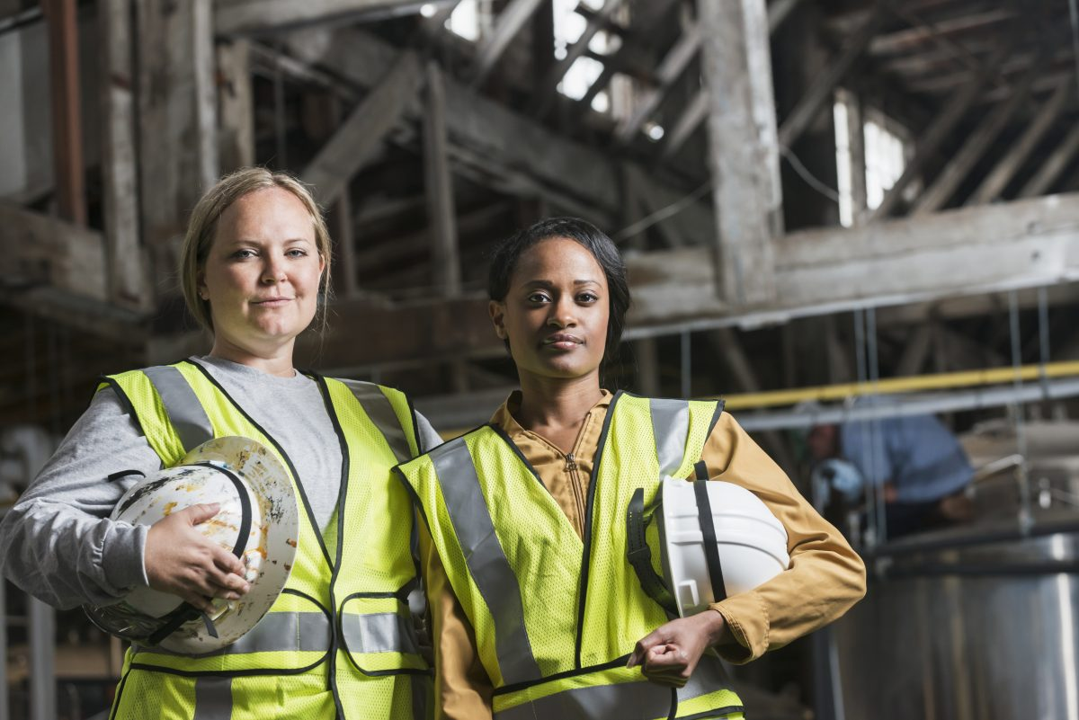Women in Construction: How to Encourage This Growing Demographic